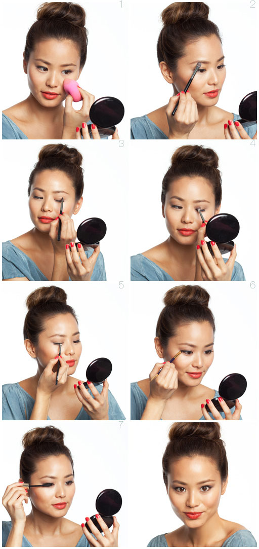 The Beauty Department: Your Daily Dose of Pretty. - ASIAN BEAUTY FOCUS: EYES