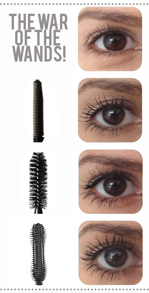 The Beauty Department Your Daily Dose Of Pretty Mascara Wands