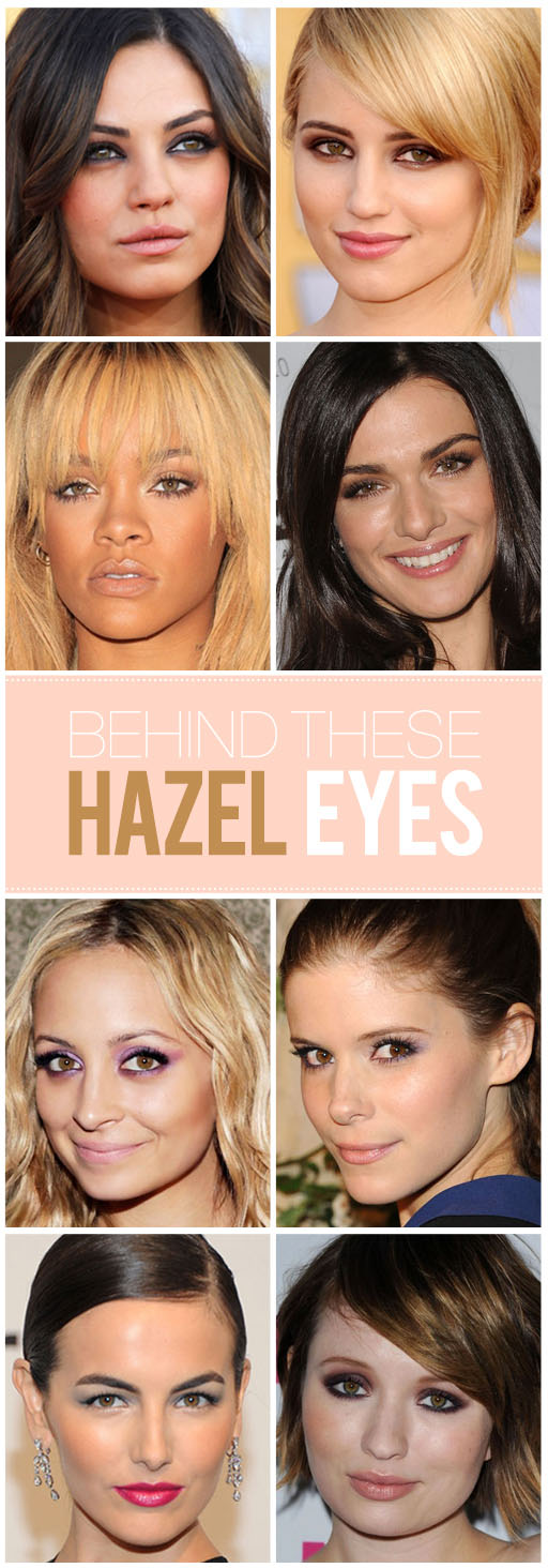 Hair Colors For Hazel Eyes Best Hair Color 2018