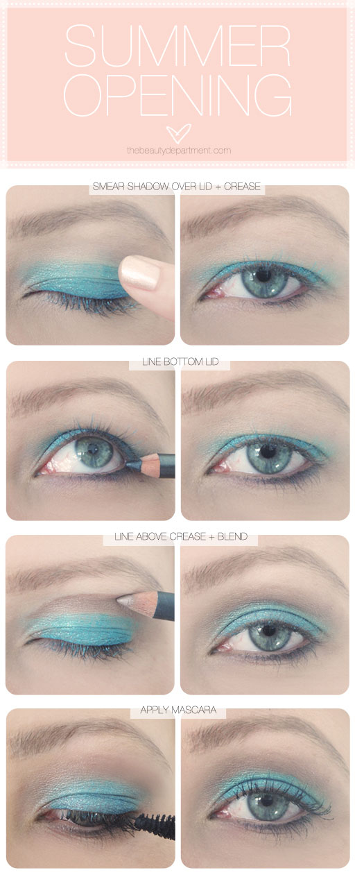 The Beauty Department Your Daily Dose Of Pretty Eye Focus