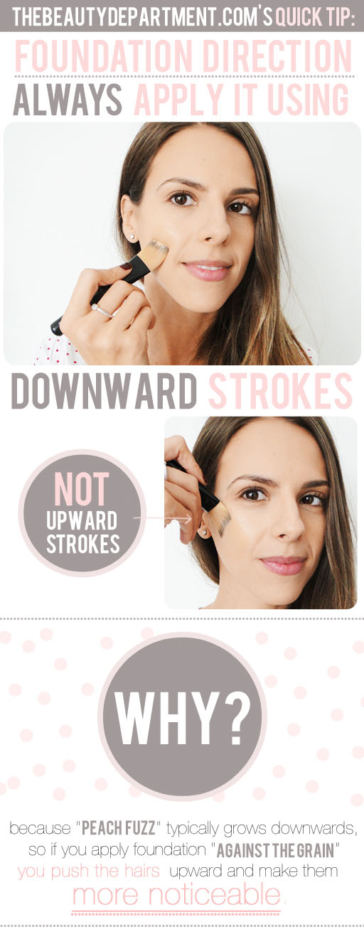 QUICK TIP: FOUNDATION