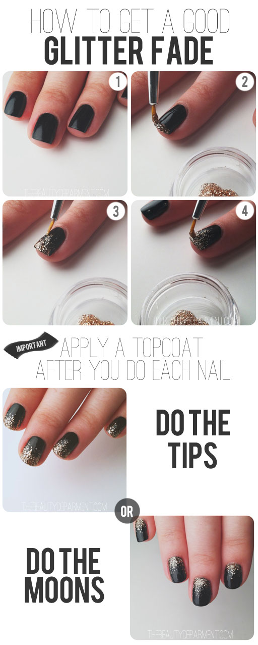 The Beauty Department: Your Daily Dose of Pretty. - NEW YEARS NAILS
