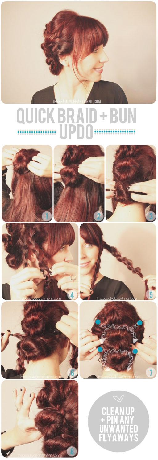 VALENTINE'S DATE HAIR IDEA