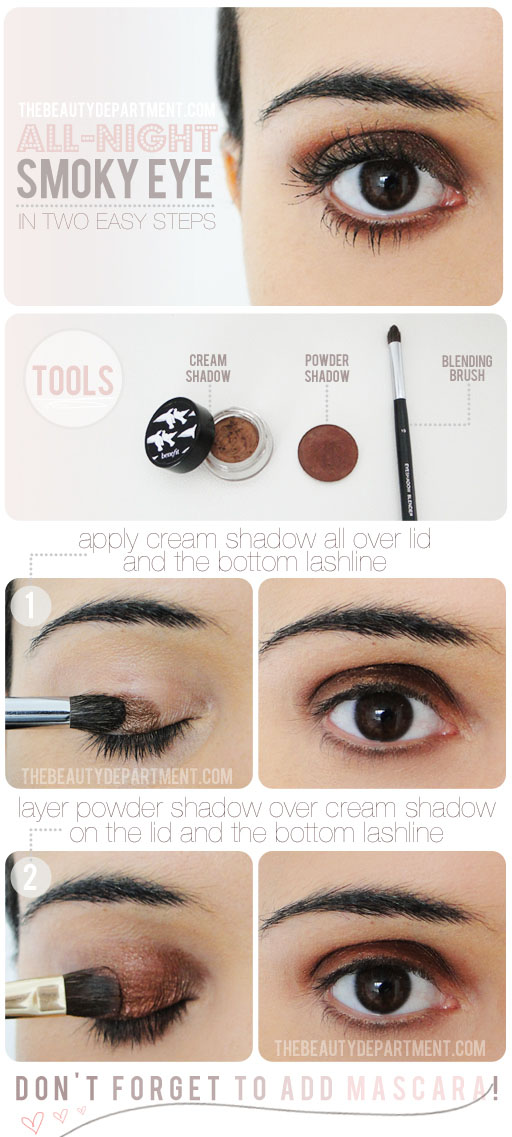 HOW TO MAKE YOUR EYE SHADOW LAST LONGER
