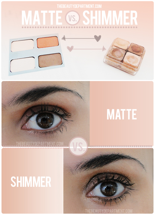 Case study eye shadow