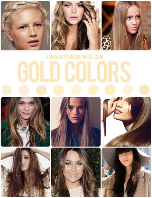 The Beauty Department Your Daily Dose Of Pretty Hair Color