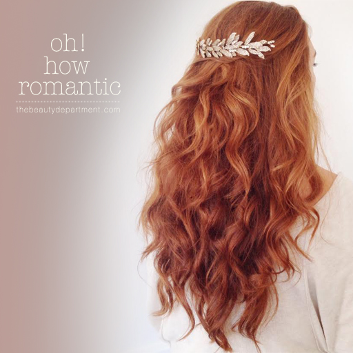 The Beauty Department: Your Daily Dose of Pretty. - WEDDING HAIR ...