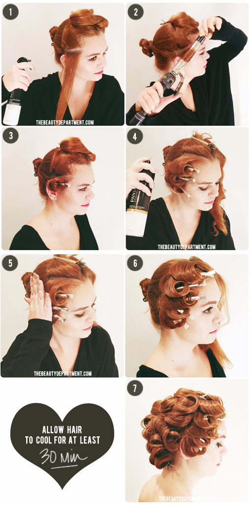 The Beauty Department: Your Daily Dose of Pretty. - HALLOWEEN HAIR