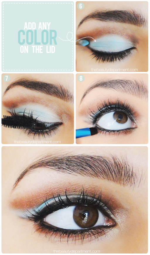 Cut Crease Makeup: DIY Cut Crease 101: Eyeshadow Breakdown