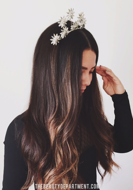 star hair accessory the beauty department