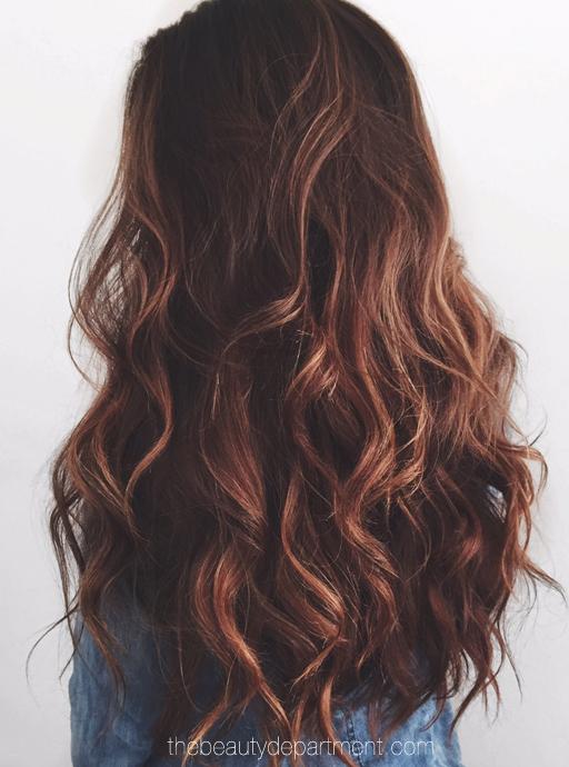 hair serum the beauty department