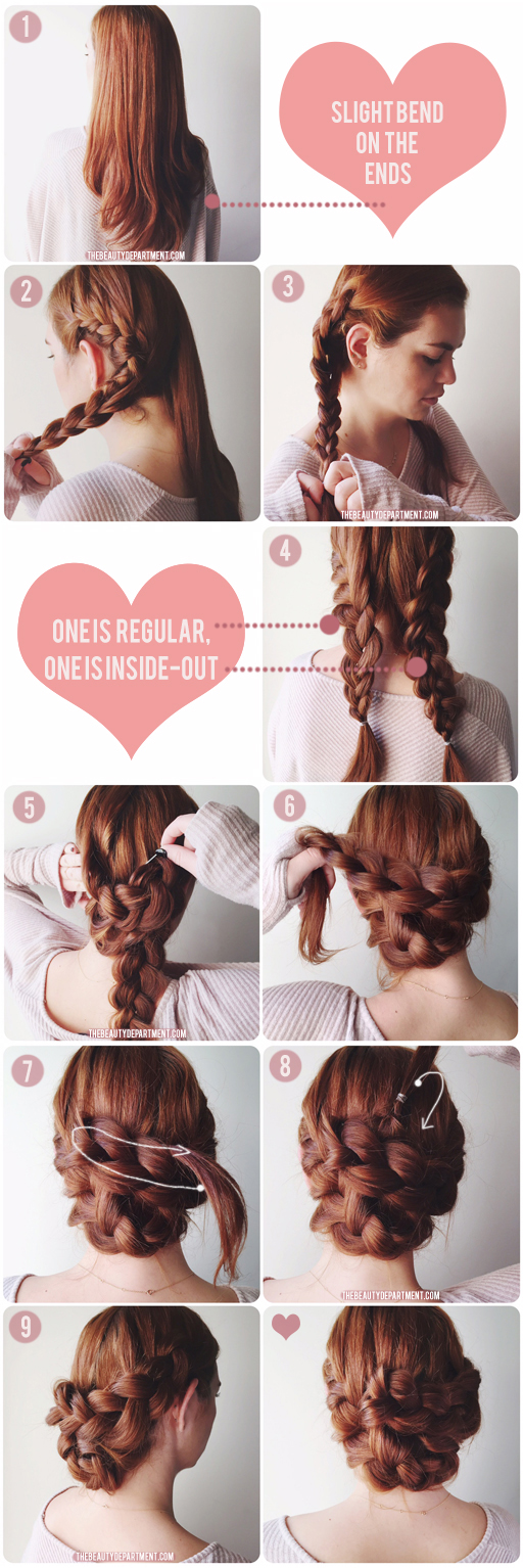 Innovative 10 Easy Quick Everyday Hairstyles For Long And Medium Hair  Lady