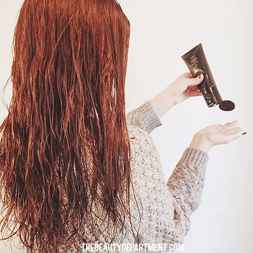 Hairstyles For Damp Hair : Wet hair styles the beauty department lovin