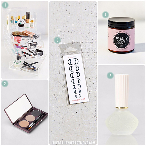 urban outiftters beauty roundup the beauty dept