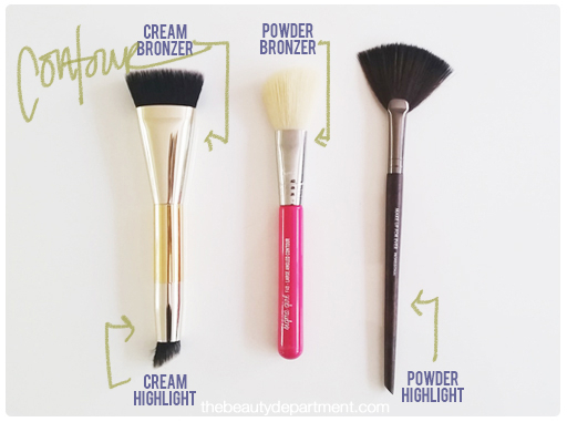 The Beauty Department: Your Daily Dose of Pretty. - MAKEUP BRUSH UP