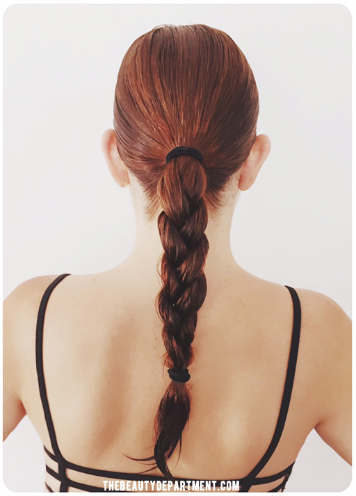 the beauty department wet gym hair ideas 1 2
