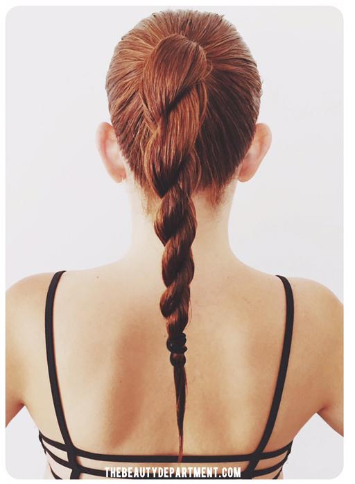 the beauty department wet gym hair ideas 2 2