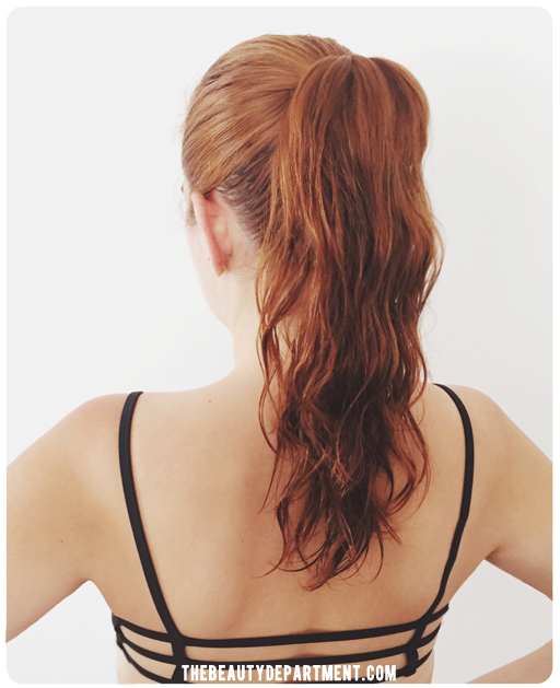 the beauty department wet gym hair ideas 2 3