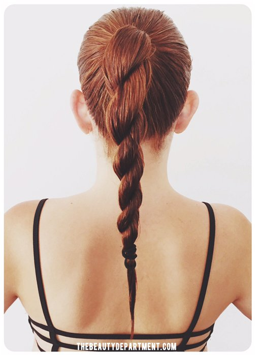 the beauty department wet gym hair ideas 2 2