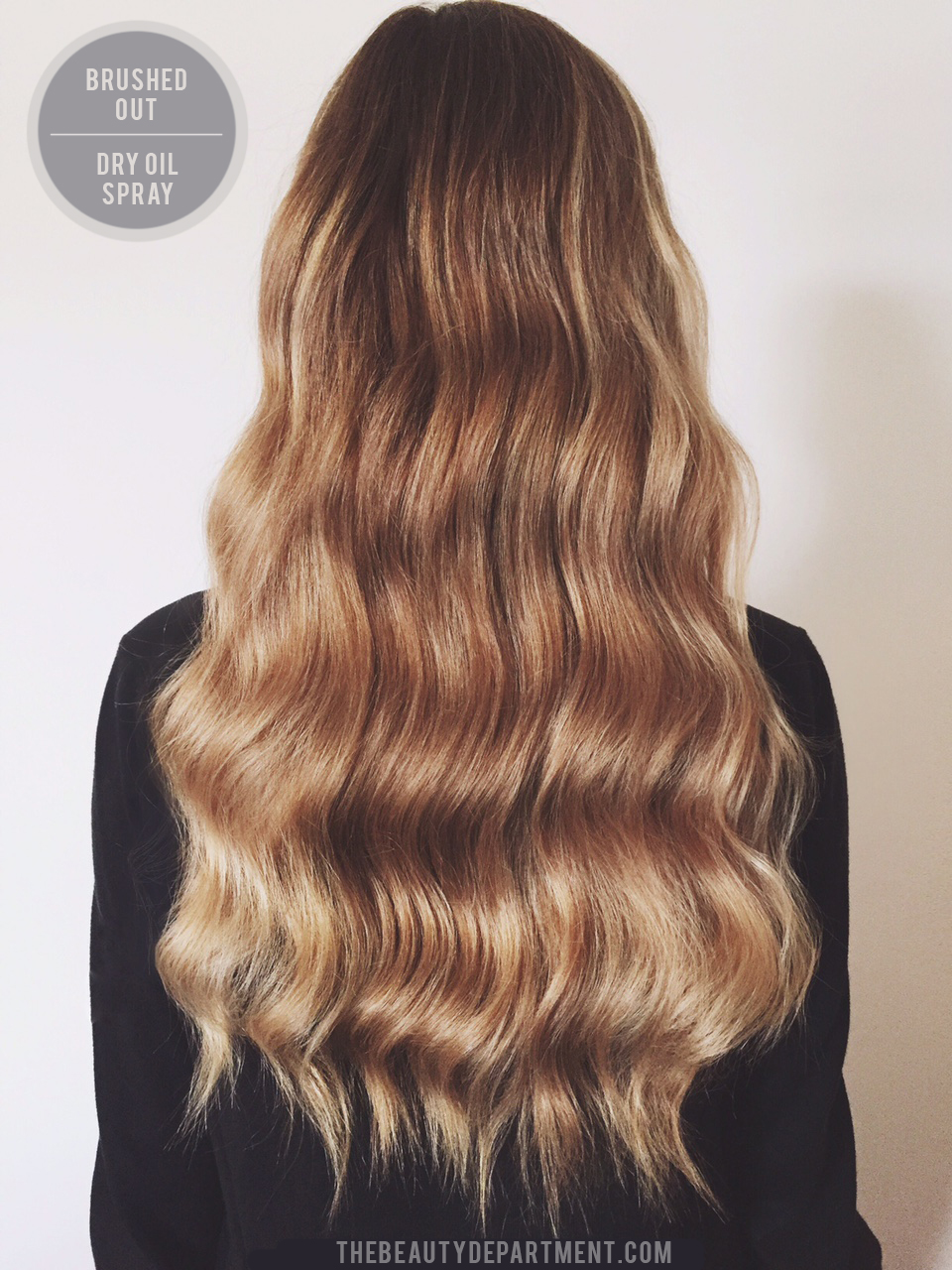The beauty department your daily dose of pretty 5 ways to wand brushed out wand waves the beauty department urmus Gallery