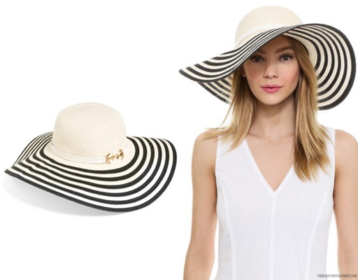 eugenia kim stripe cicily hat the beauty dept