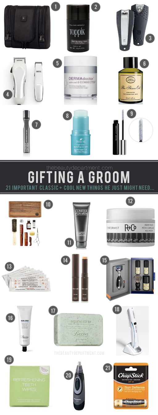 The Best Groom Gifts Ever Post Kristin Ess