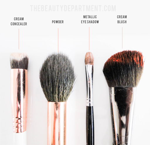 makeup. THE ALTERNATIVE BRUSH CLEANERS. TUTORIAL + PHOTOGRAPHY BY AMY NADINE, GRAPHIC DESIGN BY EUNICE CHUN