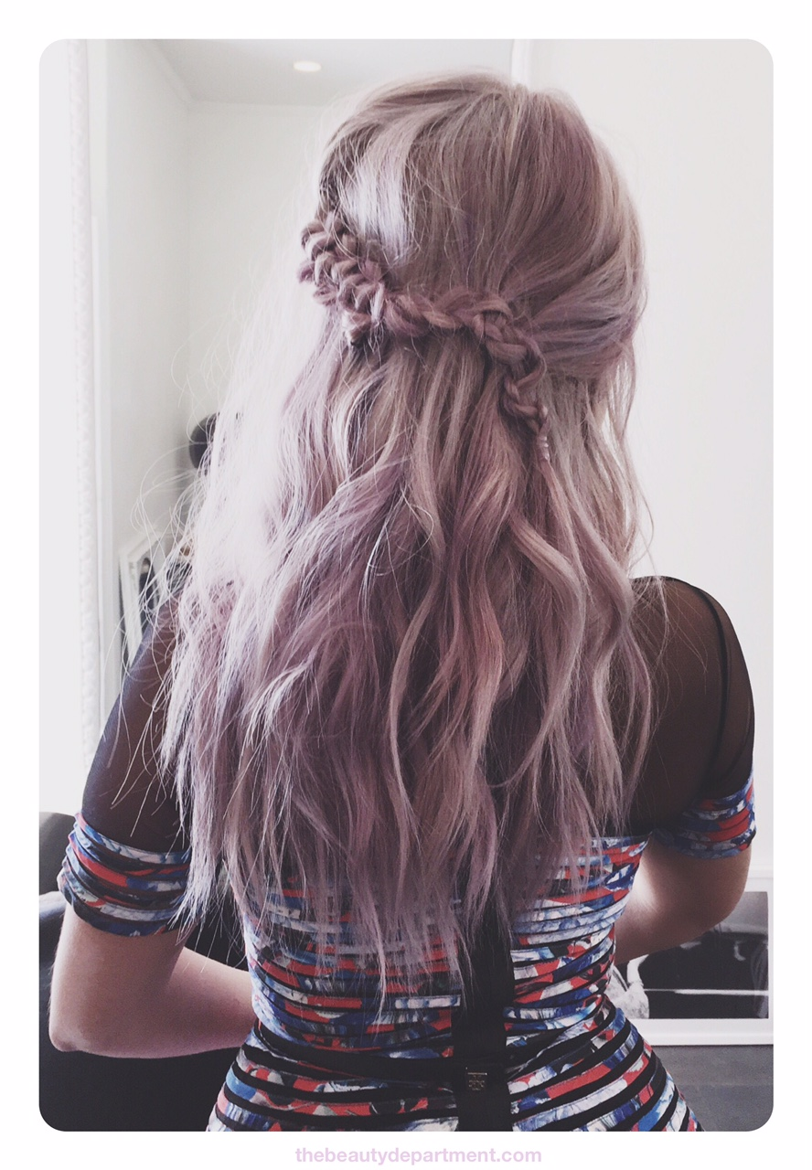 The Beauty Department Your Daily Dose Of Pretty Pastel Hair Guide