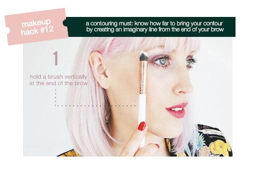 TBD Top 15 Makeup Hacks12