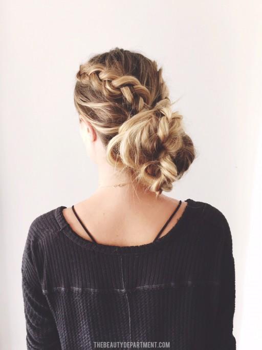 2 braids 3 ways THREE
