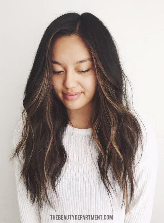 The Beauty Department Your Daily Dose Of Pretty At Home Hair