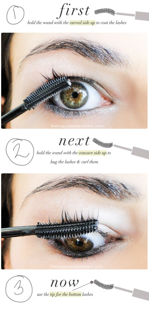 The Beauty Department Your Daily Dose Of Pretty How To Use A