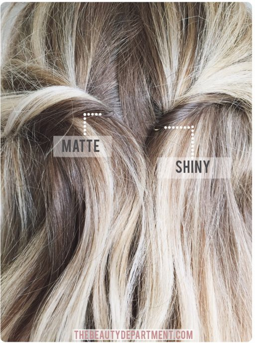 hide a bobby pin trick hack the beauty department
