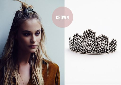 crown bun cuff the beauty department