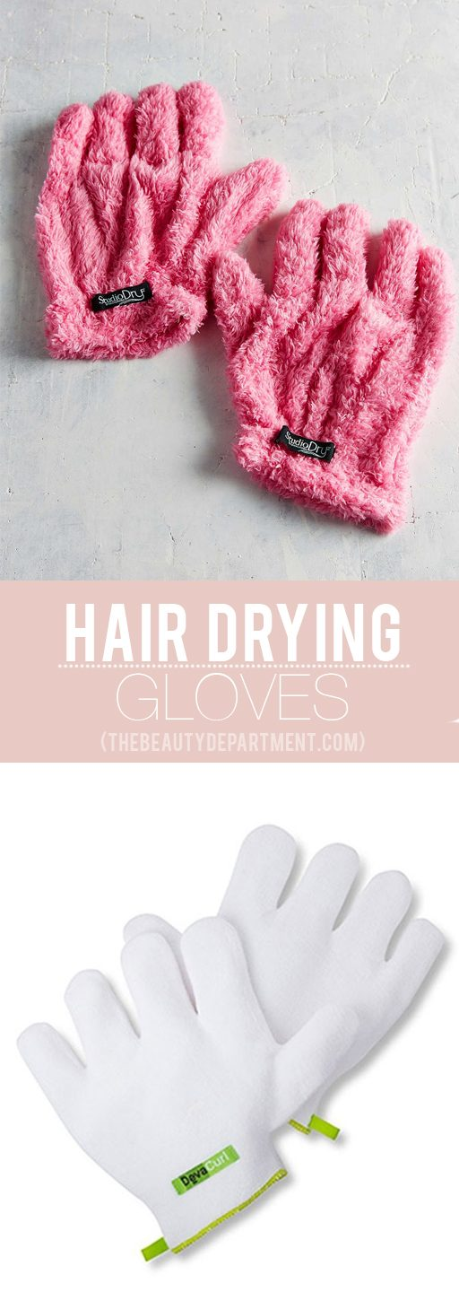 hair drying gloves deva curl urban outfitters studio dry