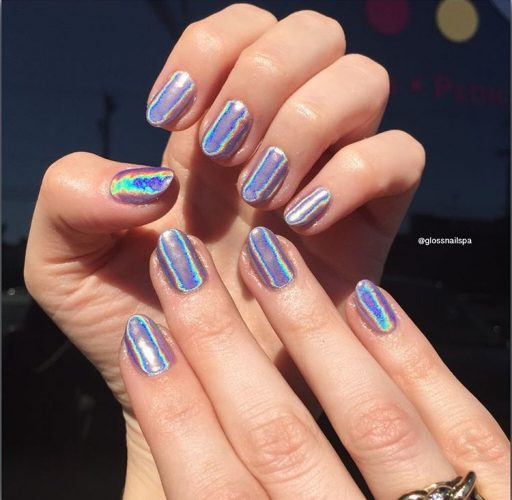 The Beauty Department Your Daily Dose Of Pretty Hologram