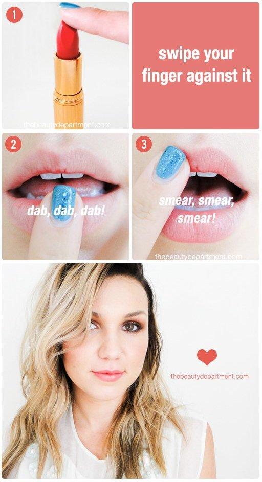 tbd cool girl lipSTEPS