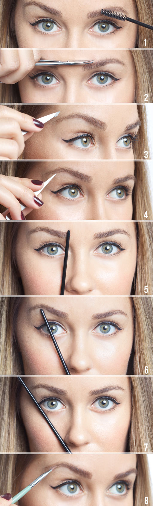 9731683fbff The Beauty Department: Your Daily Dose of Pretty. - BROWS 101