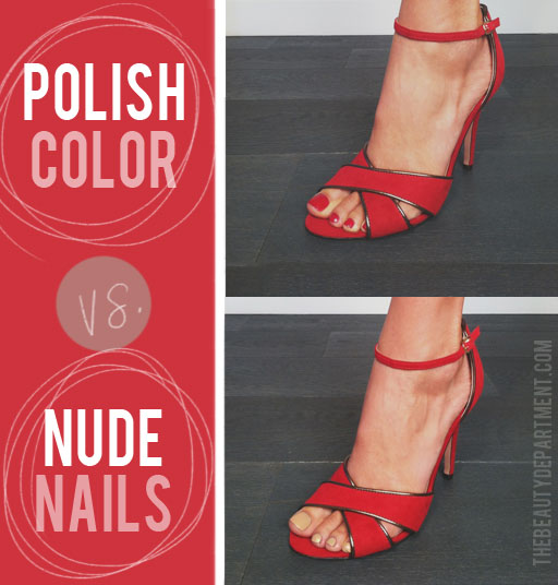The Beauty Department Your Daily Dose Of Pretty Top Tbd Toe Nail