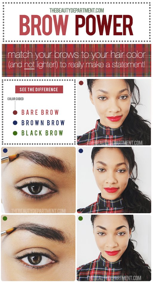 thebeautydepartment.com brow power