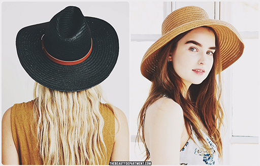 free people urban outfitters hat the beauty department