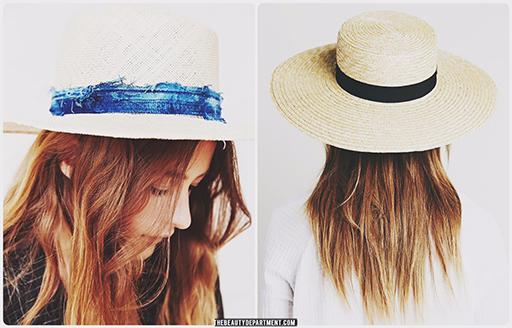 kristin ess hats hair thebeautydepartment