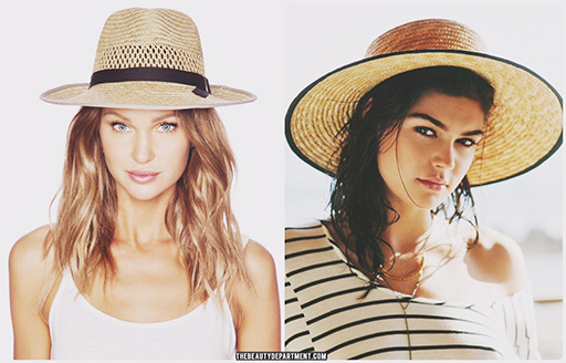 the beauty department hat game