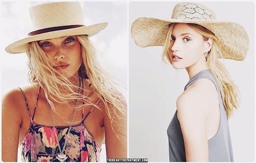 the beauty department hats summer
