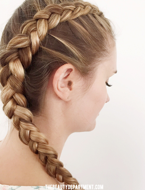 a more photogenic braid the beauty department