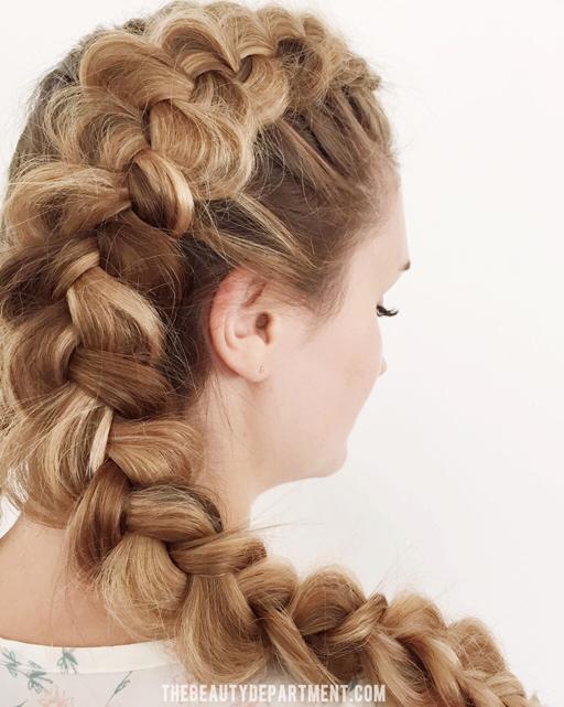 photogenic braids the beauty department