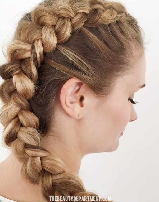 phtogenic braid the beauty department