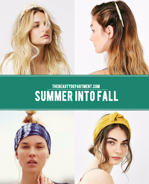 summer fall hair accessories the beauty department