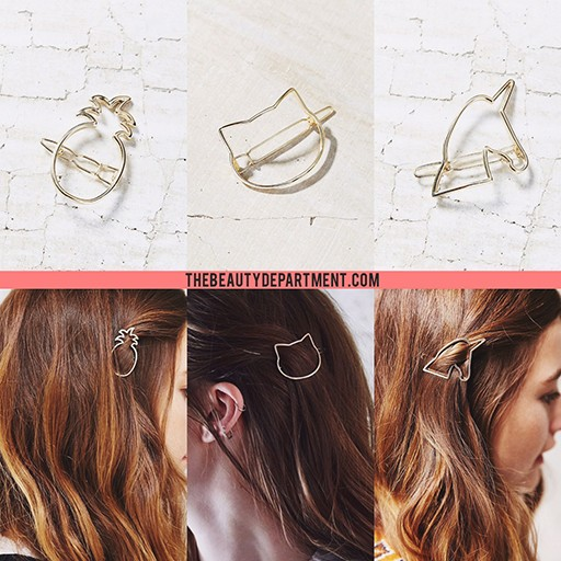 the beauty department shape clips