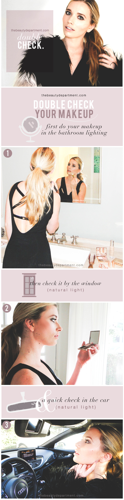 The Beauty Department: Your Daily Dose of Pretty. - BEST MAKEUP ADVICE